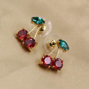 Kate Spade Ma Cherié Cherry Earrings